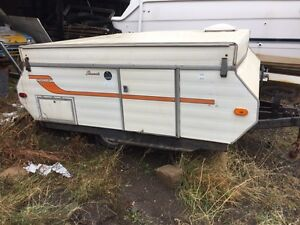 Simple Camper Trailer