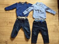 Boys clothes 18 - 24 months £4 for all