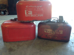 Outboard Motor Gas Cans