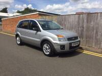 Ford Fusion 1.6 auto 2007 Zetec Climate 2008 33,000 MILES REAR DAMAGE
