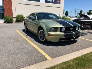 Mustang GT 2005 à vendre