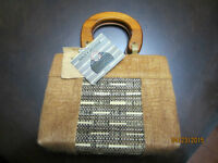 New !!!         New Price!!!  Hand Crafted Womans Purse