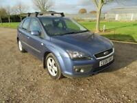 2006 FORD FOCUS 1.6TDCI DPF ZETEC CLIMATE MANUAL DIESEL