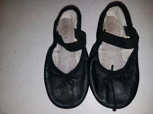 Boys Ukrainian dance slippers