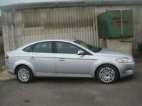 Ford Mondeo 2.0 145 2008.5MY Ghia PAY AS YOU GO