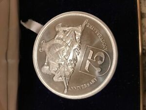 1899-1974 Royal Trust 75th anniversary collectors coin medal