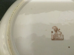 Collectible Antique Beautiful Porcelain Serving Dish London Ontario image 4