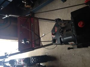 older snowblower for sale or trade Cambridge Kitchener Area image 2