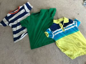 Size-4 and 5 boys clothing at a give away price!