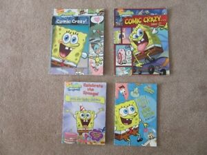 SpongeBob Squarepants Children's Books
