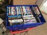 380 original boxed DVDs for sale