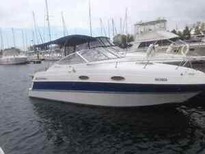 1996 FOUR WINNS 258 VISTA 26 FOOTER