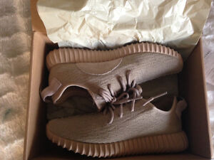 THIS WEEKEND ONLY!! Adidas Yeezy Boost 350 Oxford Tan UA Size 9