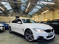 2014 BMW 4 Series Gran Coupe 2.0 420d M Sport Gran Coupe 5dr (start/stop)