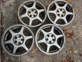"""Subaru Impreza Alloy Wheels 16"""" OEM"""