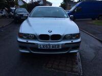 BMW 530d SE Msport Sport 2003 53 E39 Auto Automatic