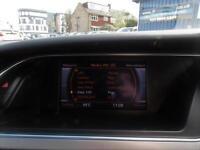 2011 AUDI A5 5DR SPORTBACK 2.0 TFSI QUATTRO S LINE 6 SPEED MANUAL PETROL HATCHBA