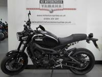 18 REG YAMAHA XSR 900 ABS RETRO STYLING MODERN PERFORMANCE IMMACULATE BIKE