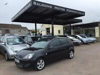 2007 56 FORD FIESTA 1.4 ZETEC CLIMATE 5DR