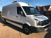 2011 61 Reg Volkswagen Crafter 2.0TDi 109PS LWB NO VAT TO PAY