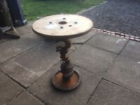 Rover V8 Rat Rod Crank Table