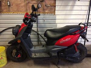 Yamaha scooter 50cc a vendre