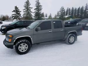 2010 Chevrolet Colorado LT.  Quad cab 4WD. 3700 V6. Loaded.