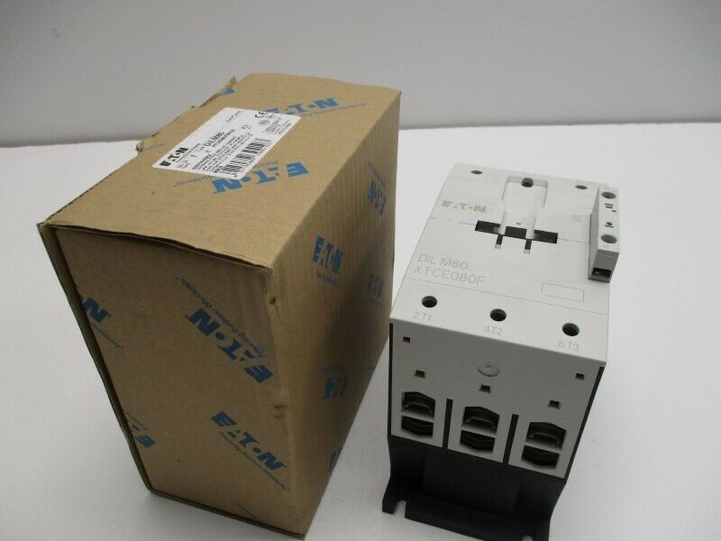 EATON DILM80 CONTACTOR 230V * NEW IN BOX *