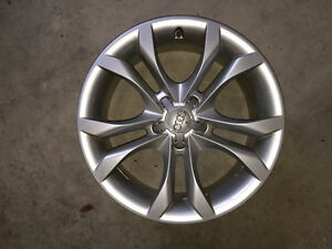 18x8 OEM Audi A5 rims &/or Conti Winter Contact tires (unmntd)
