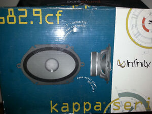 Infinity Kappa 682.9cf /sealed in box/brand new/see my other ads