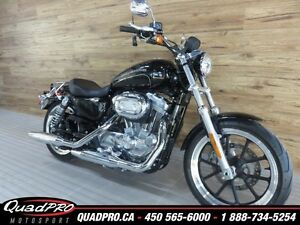 2016 Harley-Davidson Sportster XL883L Low 46.14$/SEM