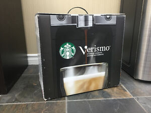 Starbucks Verismo 600 coffee maker - BRAND NEW