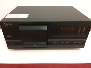 PIONEER PD-F407 25 DISC STORAGE CD CHANGER PLAYER Cornwall Ontario image 1