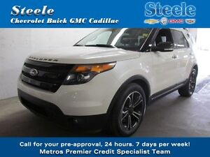 2013 Ford EXPLORER Sport 3.5L Twin Turbo Ecoboost AWD
