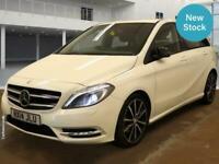 2014 Mercedes-Benz B Class B200 CDI BlueEFFICIENCY Sport 5dr Auto - MPV 5 Seats
