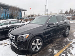 GLC 300 LEASE TAKEOVER 545 after tax 20000KM