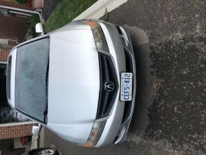 Acura TSX for sale as is