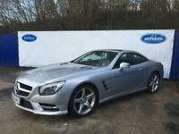 2012 62 Mercedes-Benz SL350 3.5 Blue F ( s/s ) 7G-Tronic 2013MY SL350 Automatic