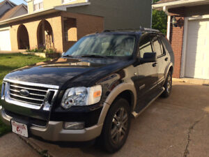 2007 Ford Explorer - Eddy Bauer Edition