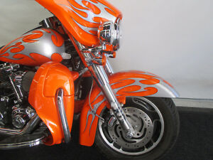 2007 Street Glide One Of A Kind! London Ontario image 6