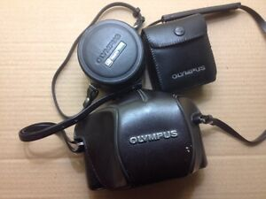 Olympus OM-2N 35mm SLR Camera with case Cambridge Kitchener Area image 6