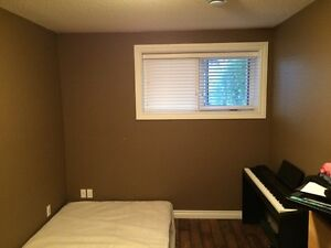 WANTING ROOMMATE FOR TWO BEDROOM BASEMENT SUITE