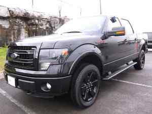 2014 F150 FX4 Supercrew