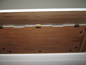 Hardwood Hope Chest/Blanket Box New Price London Ontario image 2
