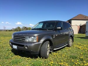2009 Land Rover Sport