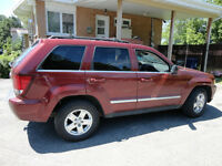 2007 Jeep Cherokee Limited Edition diesel