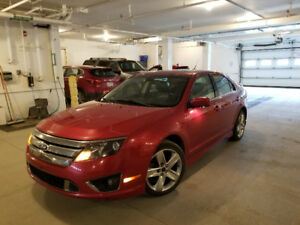 2011 Ford Fusion Sport, AWD. REDUCED PRICE FOR QUICK SALE
