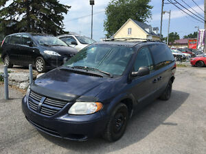 2007 Dodge GrandCaravan Sxt - FINANCEMENT MAISON DISPONIBLE
