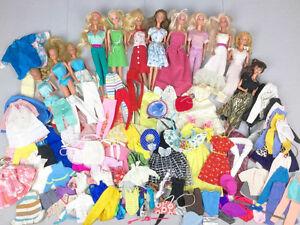 Vintage 1980's Barbie Lot