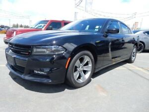 2016 Dodge CHARGER SXT PLUS WITH 8.4 TOUCH DISPLAY!!